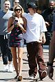 hailey justin bieber spend the afternoon at the grove 02
