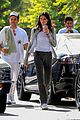 kendall jenner picks up drinks with friends at cha cha matcha 01