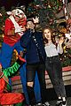 madelaine petsch travis mills get in halloween spirit at universal studios 02