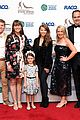 bindi irwin chandler powell join mom teri brother robert at steve irwin gala dinner 04