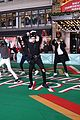 nct 127 get in final rehearsals for macys thanksgiving day parade 06