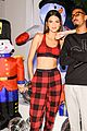 kendall jenner buffalo check pjs ck party 50