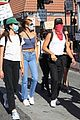 cole sprouse kaia gerber black lives matter protest 06
