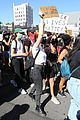 cole sprouse kaia gerber black lives matter protest 14