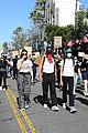 cole sprouse kaia gerber black lives matter protest 22