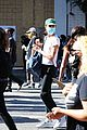 cole sprouse kaia gerber black lives matter protest 34