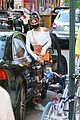 bella hadid wears a mask goes shopping 01