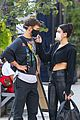 dua lipa anwar hadid walk arm in arm 04