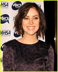 Jessica Stroup - Voice Awards 2009