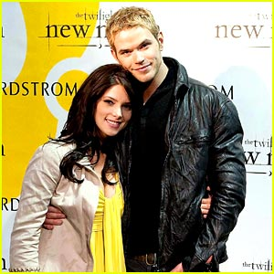 Ashley Greene & Kellan Lutz: San Francisco Friends