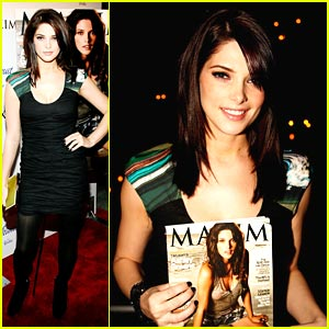 Ashley Greene is Maxim Mind Blowing