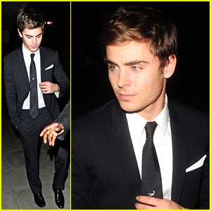 Zac Efron: Kanaloa Club Cute