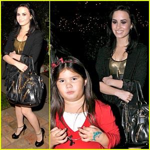 Demi Lovato Has A Dream