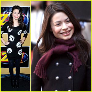 Miranda Cosgrove: Album Out in April!