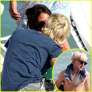 Tom Felton & Jade Olivia: South Beach Sweeties