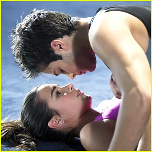 Josie Loren & Cody Longo Get Close