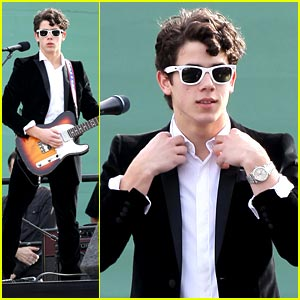 Nick Jonas is Critic's Choice Cool