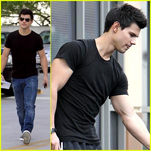 Taylor Lautner: Tongue Twister Tough