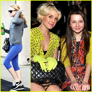 Abigail Breslin & Dakota Fanning: Challenging Career Choices Ahead