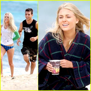 AnnaSophia Robb: Cover Up Cutie