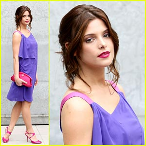 Ashley Greene is Armani Alluring