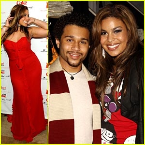 Jordin Sparks: Corbin Bleu is Spectacular!