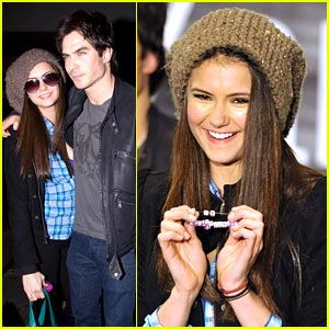Nina Dobrev Young Hollywood Award. The Young Hollywood ...