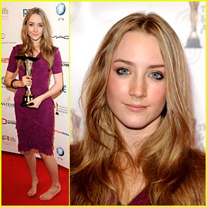 Saoirse Ronan: IFTA Lead Actress Winner!