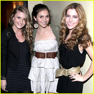 Alyson Stoner & Savannah Outen are Avalon Amazing