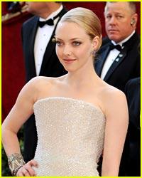 Amanda Seyfried Goes to the Oscars