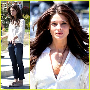 Ashley Greene: Breaking Dawn in Two Films, Too!