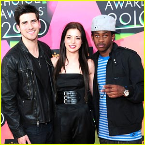 The Kids Choice Awards 2010 Get Gigantic