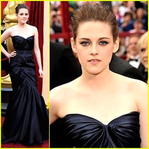 Kristen Stewart - Oscars 2010