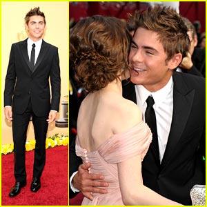 Zac Efron - Oscars 2010