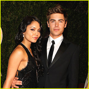 Zac Efron: Here I Come Vanessa!