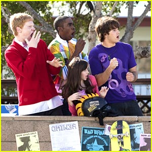 Hutch Dano & Ryan Newman: New Zeke & Luther Promo Pics!