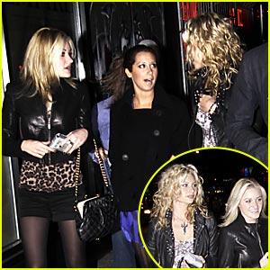 Ashley Tisdale & 78violet: Granville Street Girls