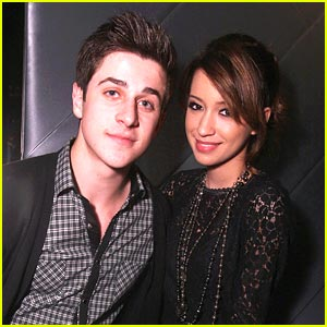 David Henrie & Christian Serratos: Trousdale Twosome