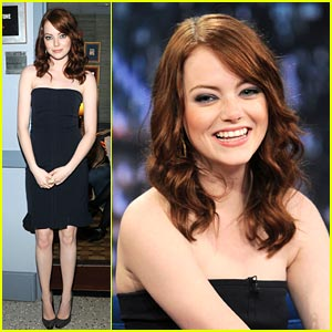 Emma Stone is Jimmy Fallon Funny