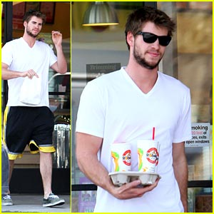 Liam Hemsworth is Robek's Rad