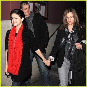 Selena Gomez is a Bluebird Beauty