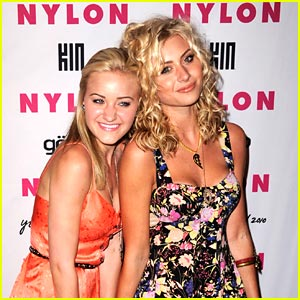 Aly & AJ Michalka: We're Each Other's Best Remedy