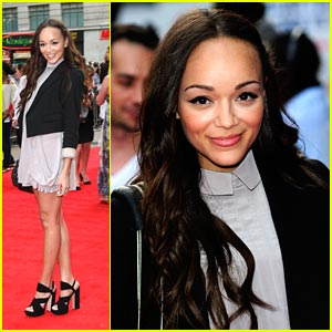 Ashley Madekwe Premieres 4.3.2.1.