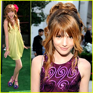 Bella Thorne Shakes It Up!