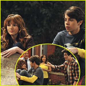 Bella Thorne on Wizards of Waverly Place -- FIRST LOOK!