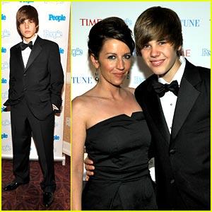 Justin Bieber Meets Kim Kardashian at the White House