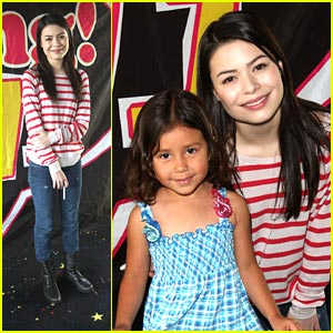 Miranda Cosgrove is Albuquerque Amazing