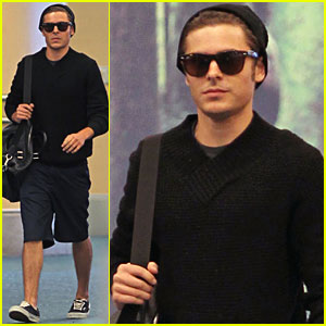 Zac Efron is Ready for Reshoots