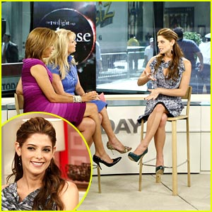 Ashley Greene: No Sweat For Alice