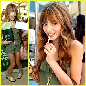 Bella Thorne: Nail Garden Gorgeous